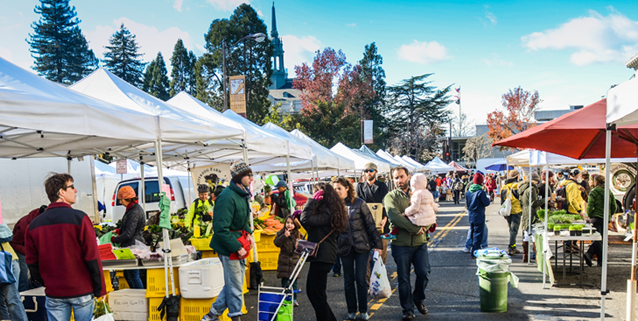 Join the California Alliance of Farmers' Markets<br/>